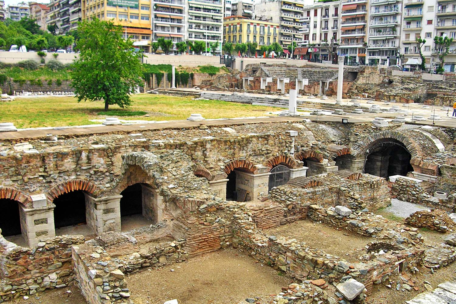 thessaloniki accommodation - egnatia palace